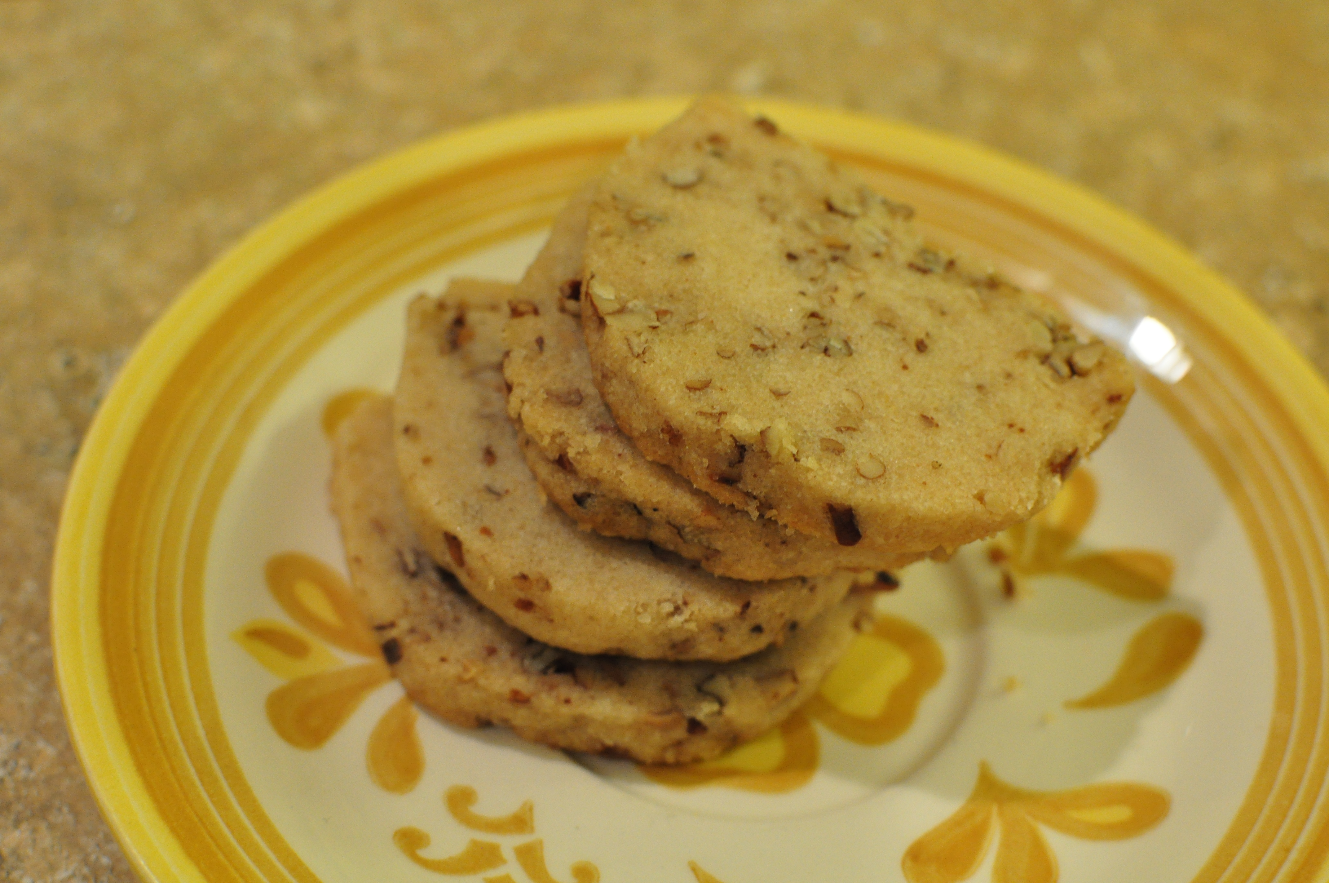 ... Series: Browned Butter-Pecan Shortbread | Meg's Everyday Indulgence